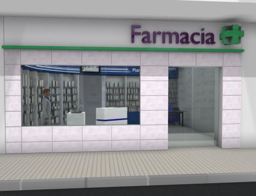 Consumo energético en una farmacia